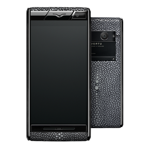 Vertu Aster Stingray Black