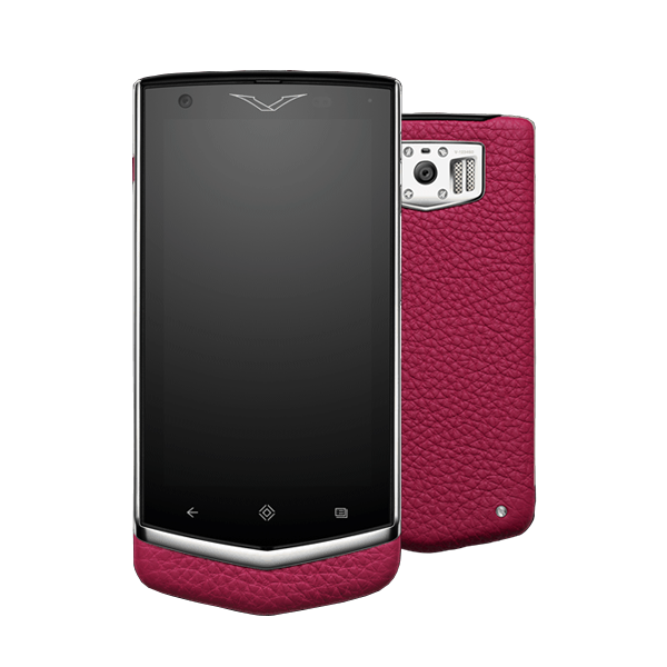 Vertu Constellation V Малиновый