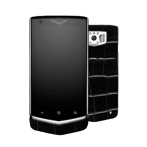 Vertu Constellation V Аллигатор