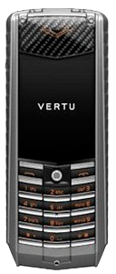 Vertu Ascent 2010 Carbon Fibre Orange