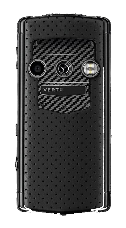 Vertu Constellation T Black Neon Silver Carbon Fiber
