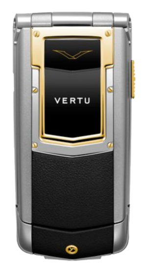 Vertu Ayxta Yellow Gold Mixed Metals