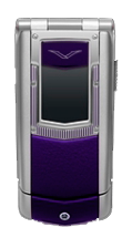 Vertu Constellation Sapphire Keys Night Blue