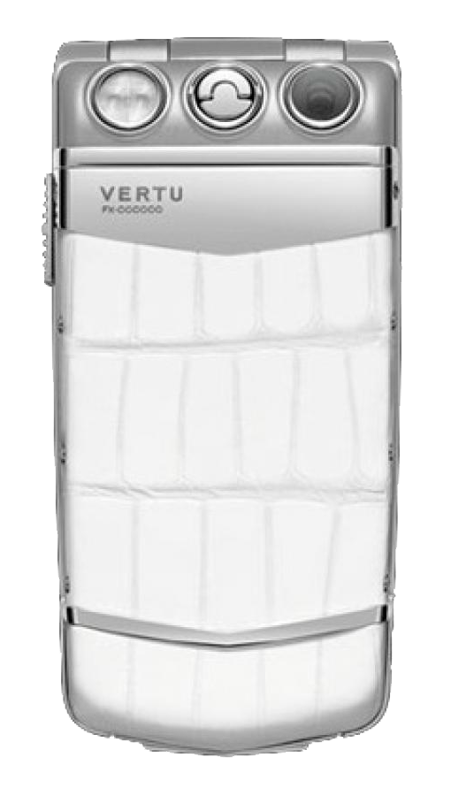 Vertu Ayxta Pure White Diamond Rain
