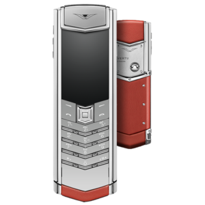 Vertu Signature S Design Red Calf