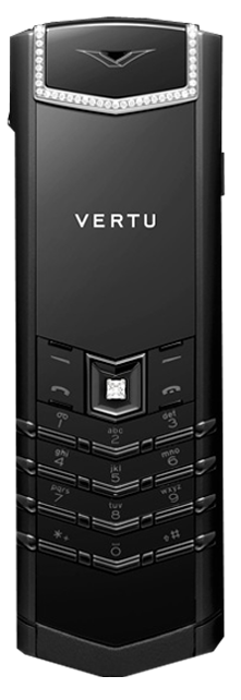 Vertu Signature S Design Pure Daimond