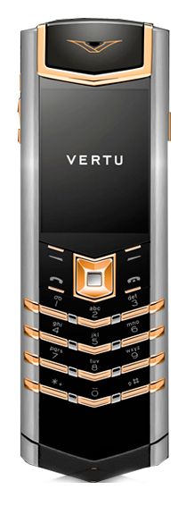 Vertu Signature S Design Yellow Gold Keys
