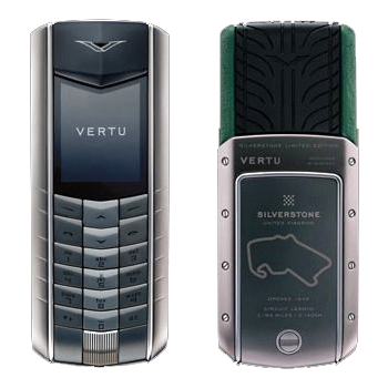 Vertu Ascent Silverstone Limited Editions